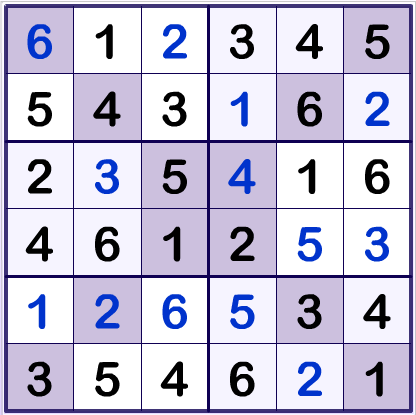 Sudoku Solutions 5-22-16