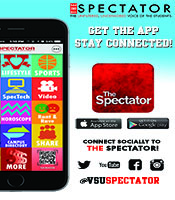 Keep Up With Everything VSU by downloading The Spectator mobile app!